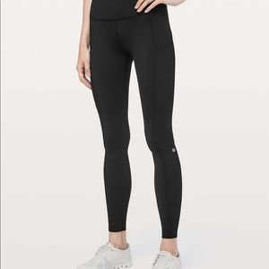 Fast and Free Tights Lululemon